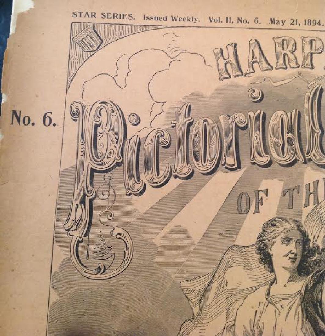 Original Harper's Pictorial History Civil War Series - 2