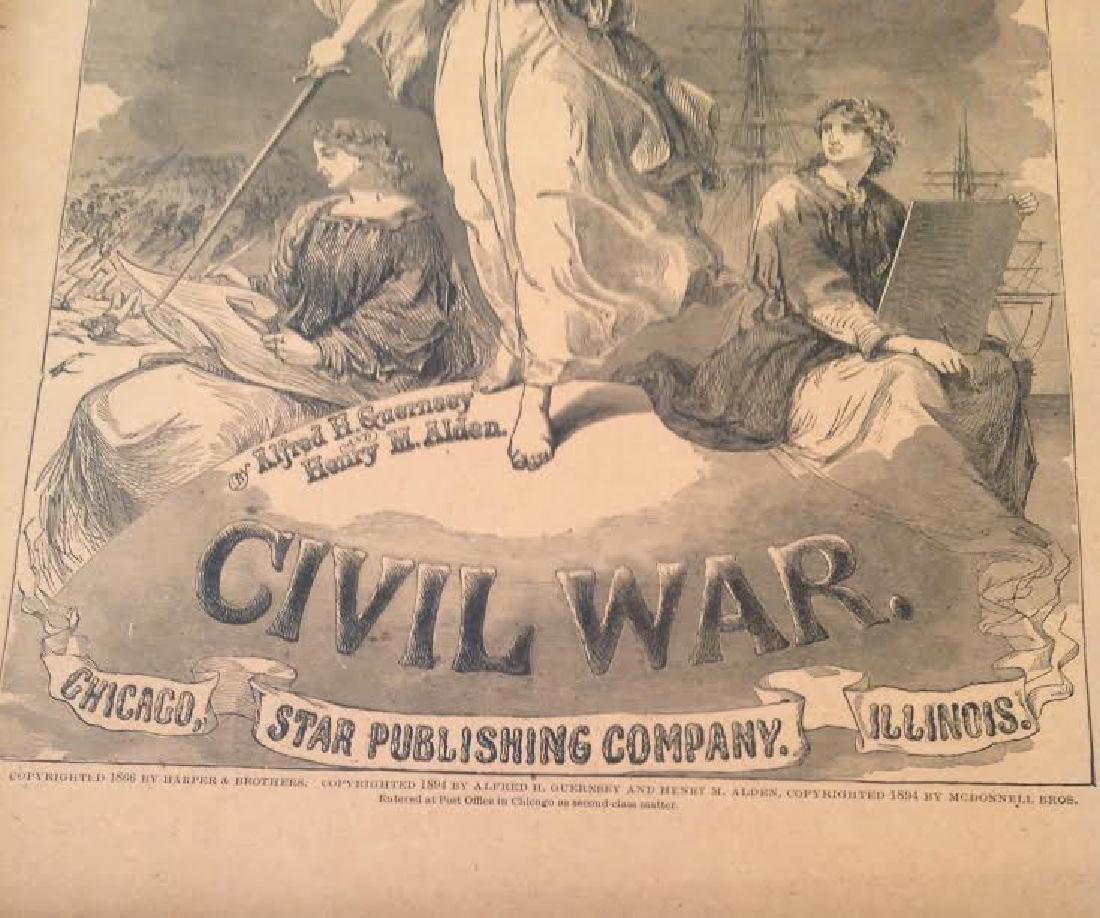 Original Harper's Pictorial History Civil War Series - 4