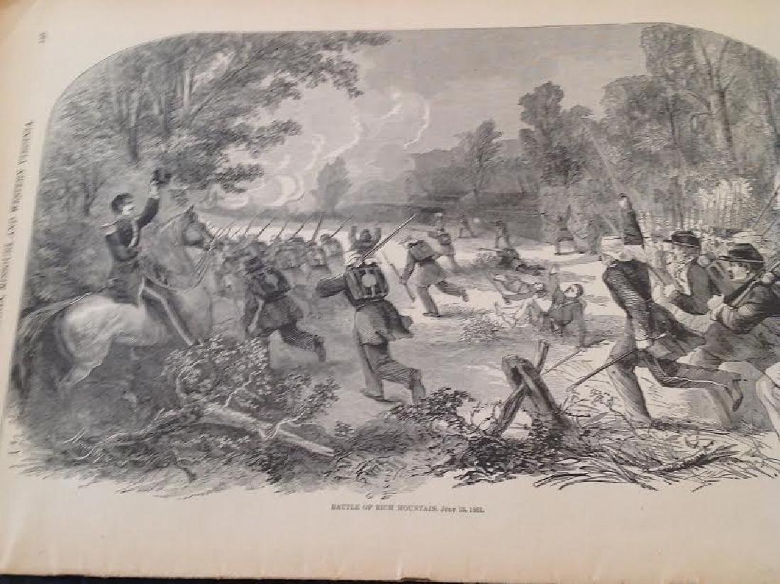 Original Harper's Pictorial History Civil War Series - 5