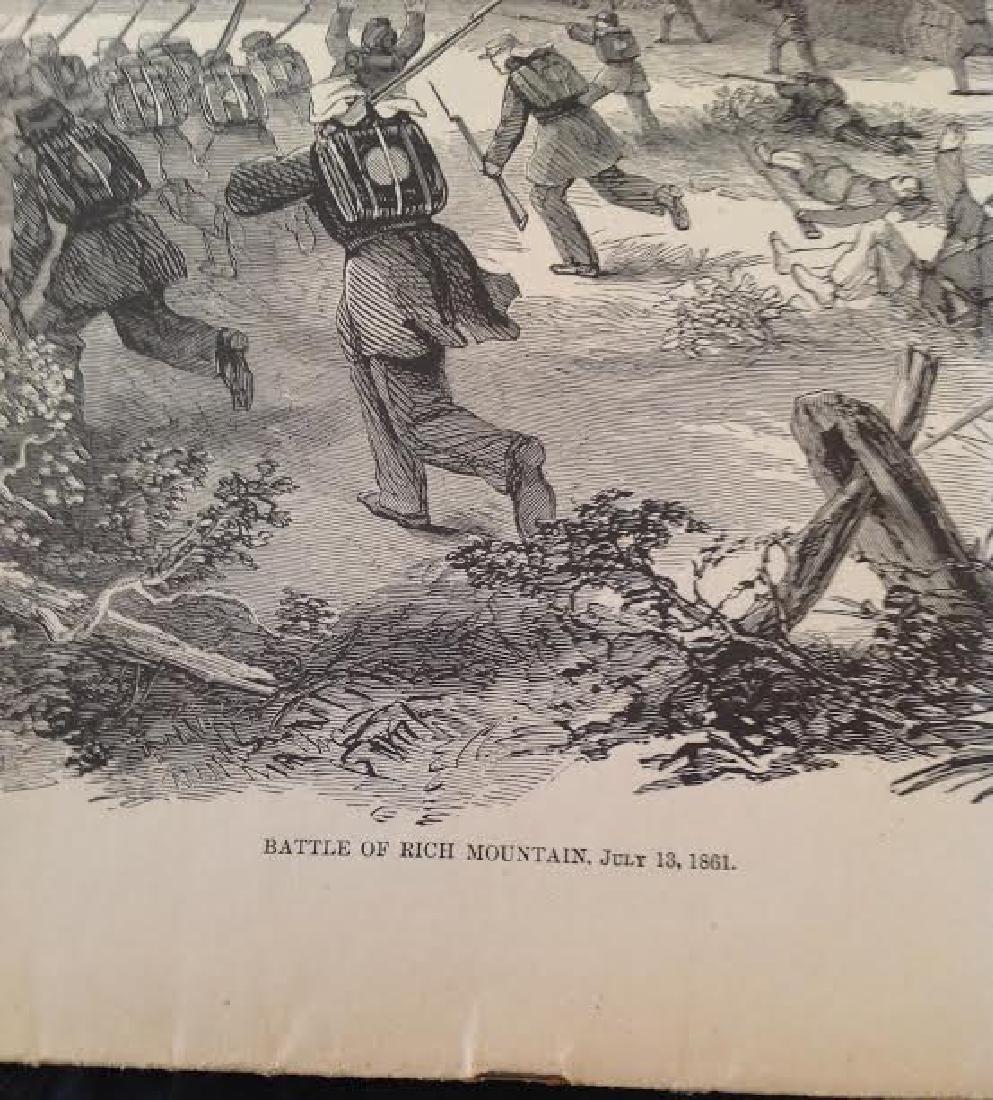 Original Harper's Pictorial History Civil War Series - 6