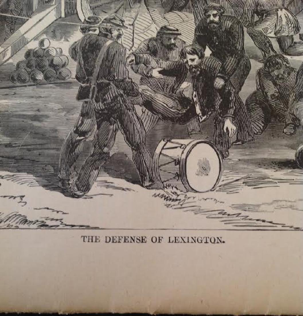 Original Harper's Pictorial History Civil War Series - 7