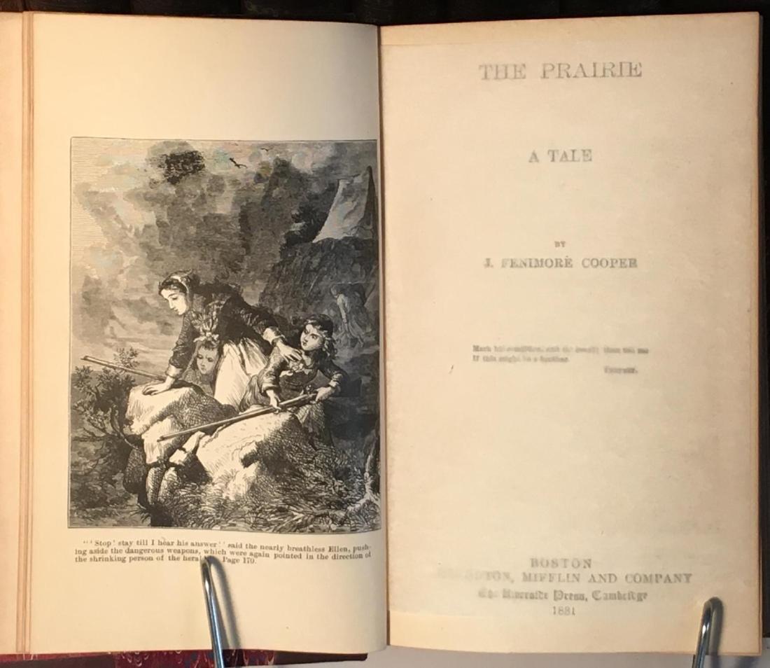 Works of James Fenimore Cooper - 3