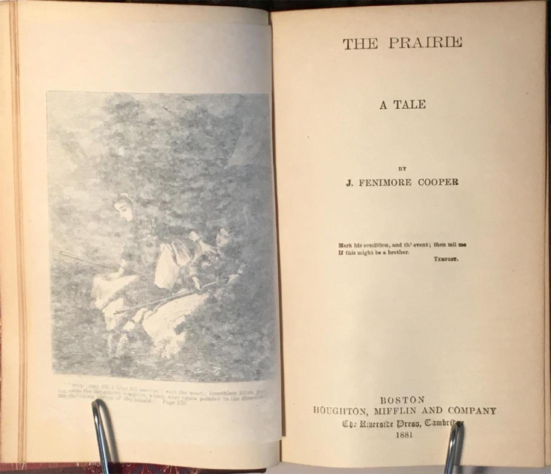 Works of James Fenimore Cooper - 4