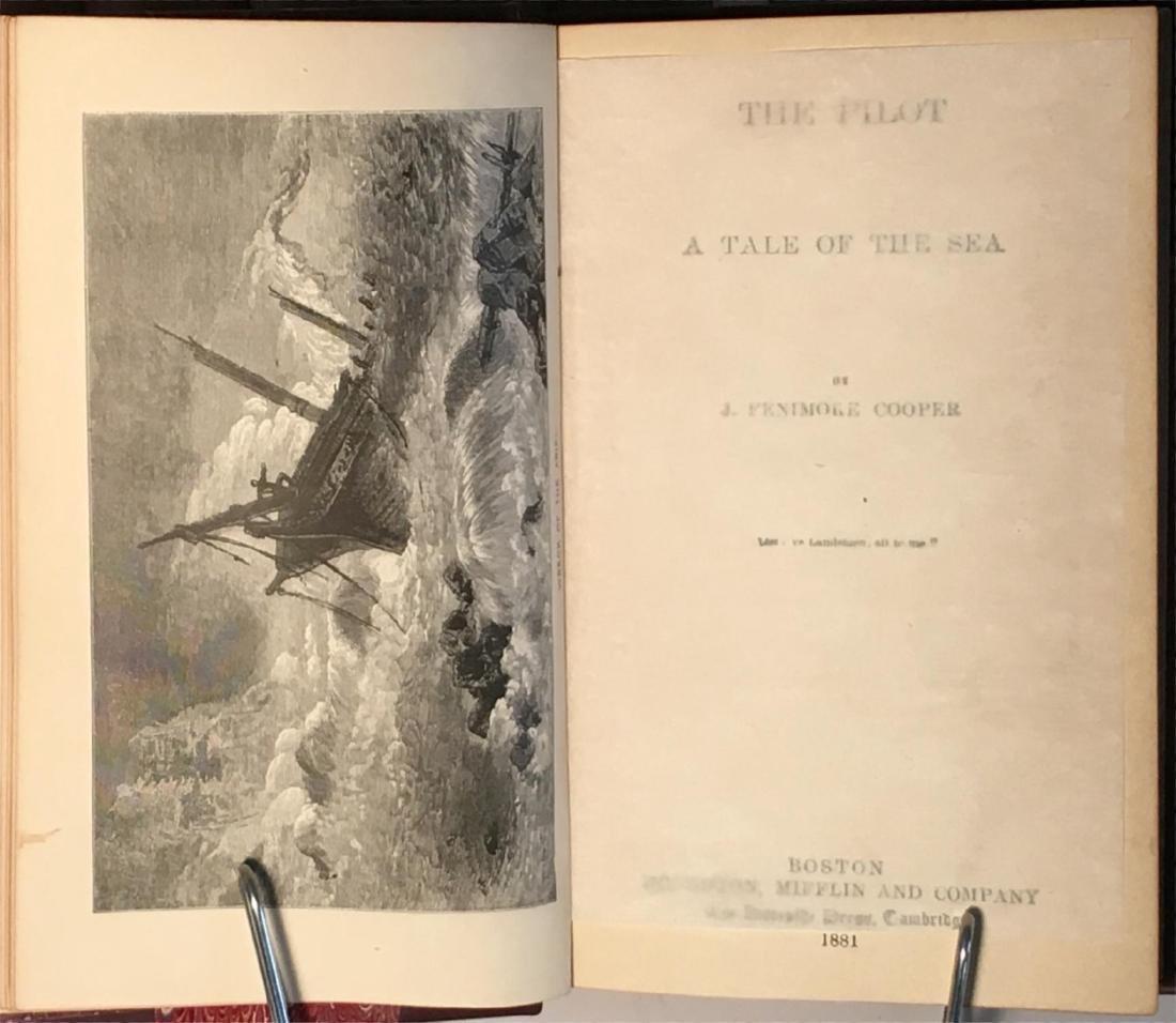 Works of James Fenimore Cooper - 5