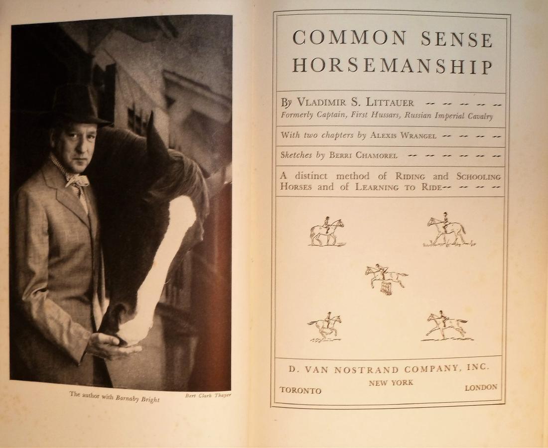 Common Sense Horsemanship - 3