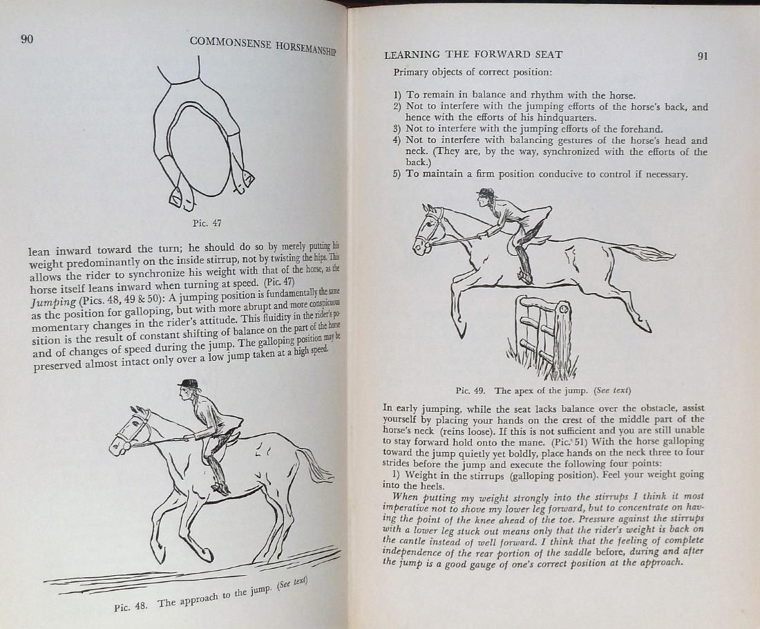 Common Sense Horsemanship - 6