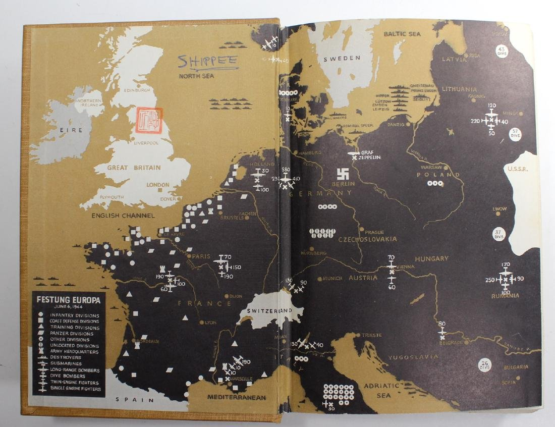 Crusade in Europe, First Edition - 3
