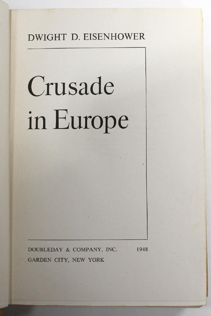 Crusade in Europe, First Edition - 5