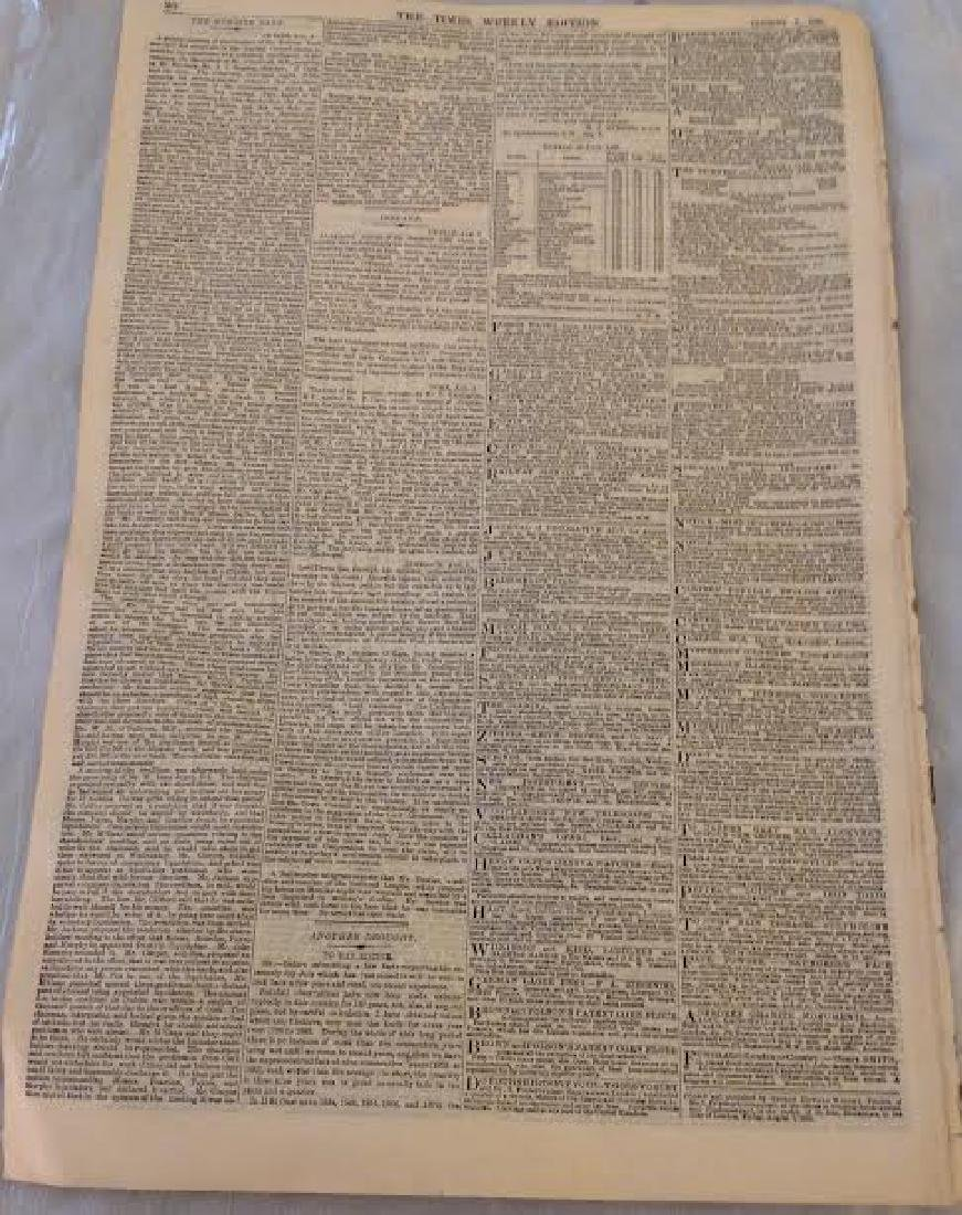 Times Newspaper Weekly Edition: General Grant's Funeral - 6