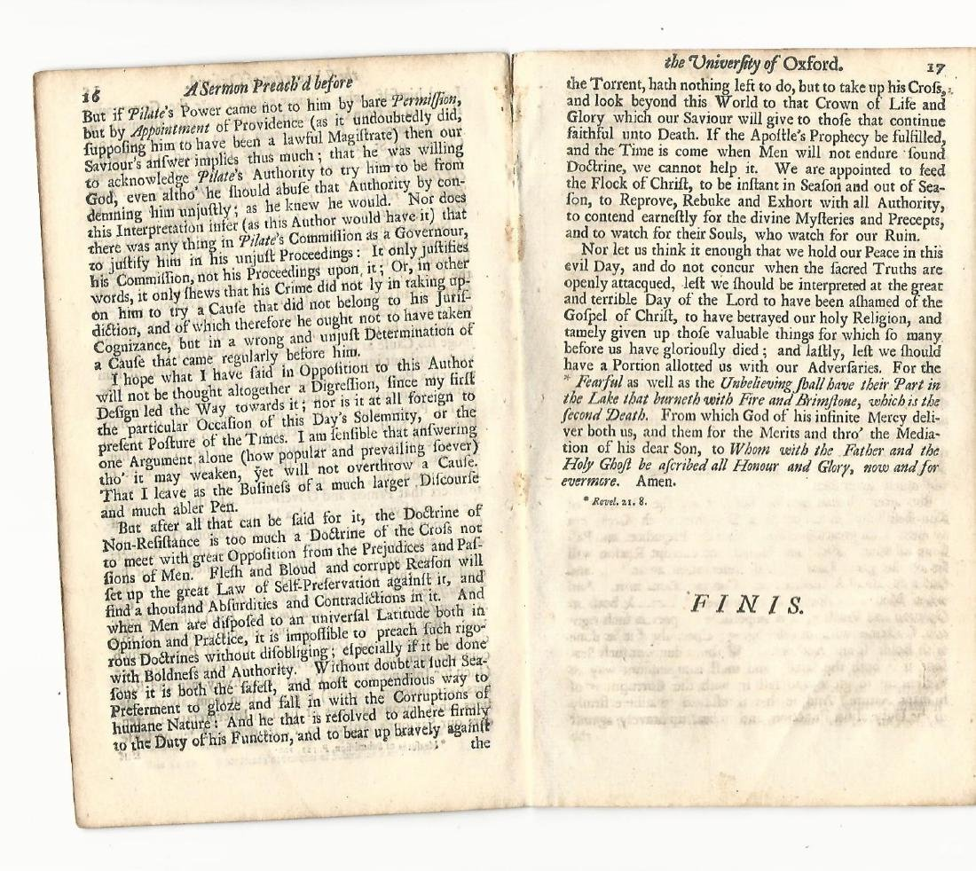 1710 Pamphlet Gradation of Sin in Principles & Practice - 2