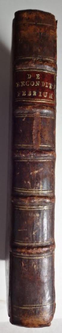 1759 Medical Book De Recondita - 3