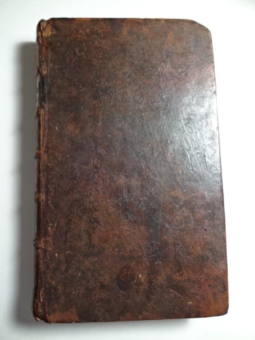 1759 Medical Book De Recondita - 4