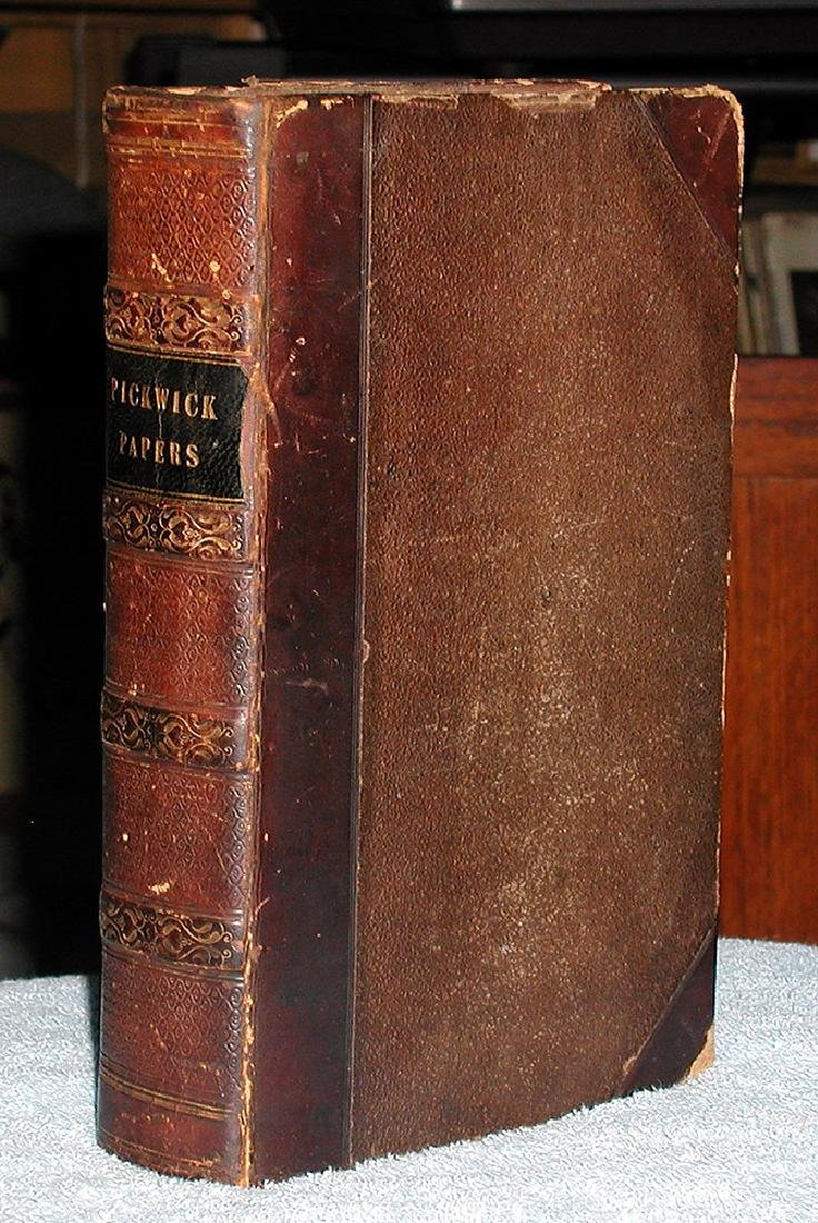 Pickwick Papers, First Edition