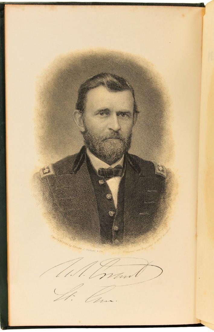 Personal Memoirs of U.S. Grant, First Edition - 7