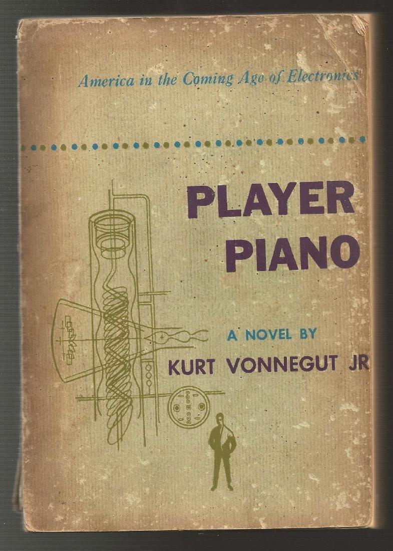 Piano Player by Kurt Vonnegut