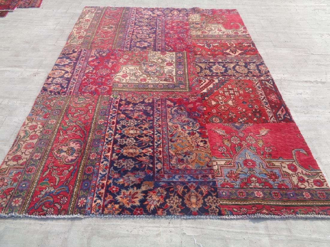 Persian Patch Work 9x6.3