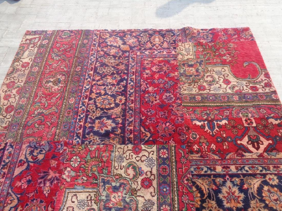 Persian Patch Work 9x6.3 - 2