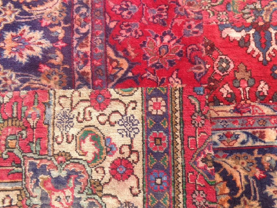 Persian Patch Work 9x6.3 - 3