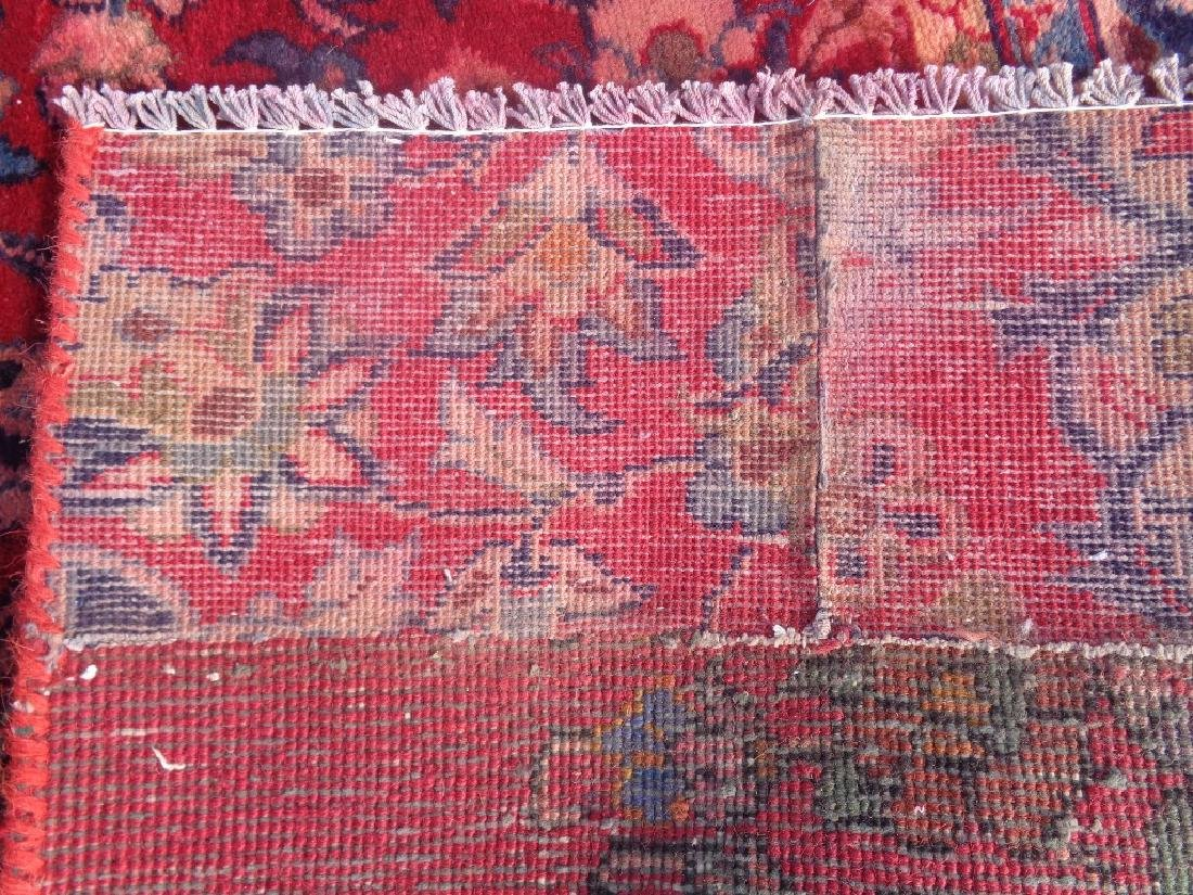 Persian Patch Work 9x6.3 - 5