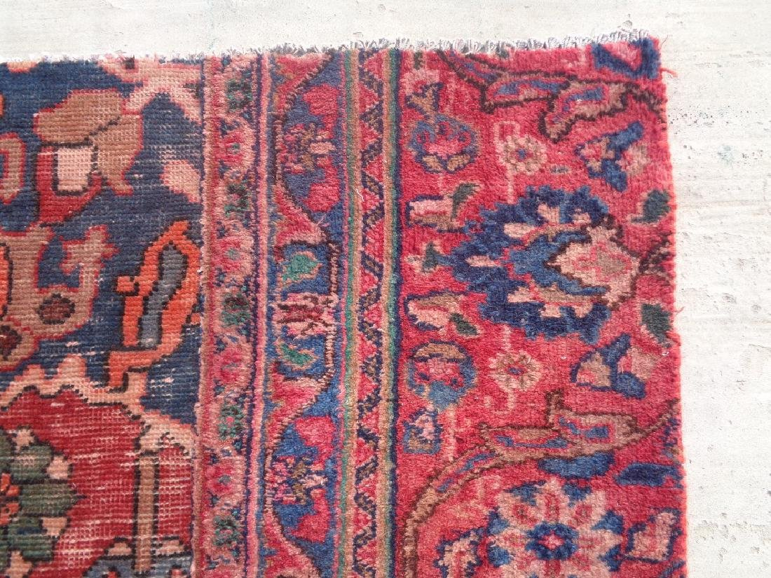Persian Patch Work 9.4x6.6 - 3