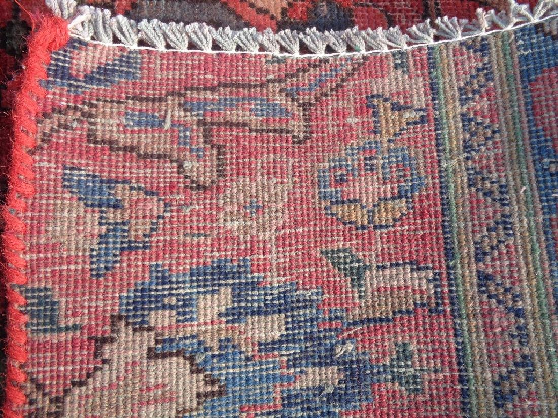 Persian Patch Work 9.4x6.6 - 4
