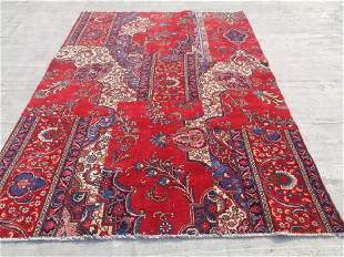 Persian Patch Work 8.11x6.6