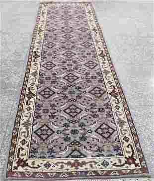 Indo Persian Kashan Runner Rug 2.8x9.10