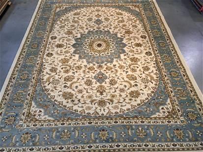 Classic Persian Isfahan Designe Runner 5.3x7.7