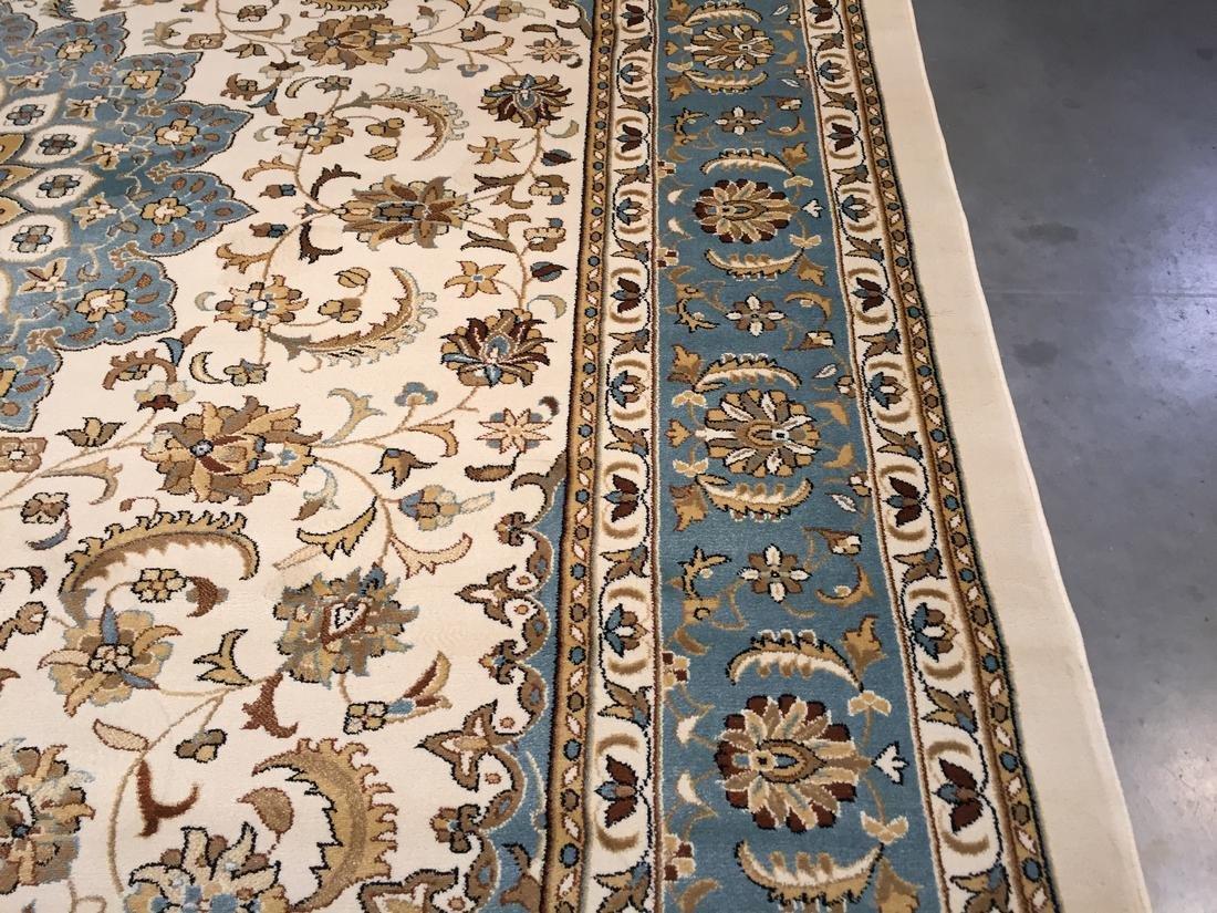 Classic Persian Isfahan Designe Runner 5.3x7.7 - 2