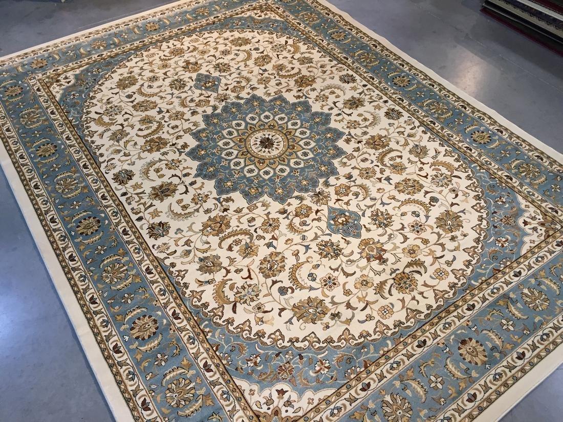 Classic Persian Isfahan Designe Runner 5.3x7.7 - 4