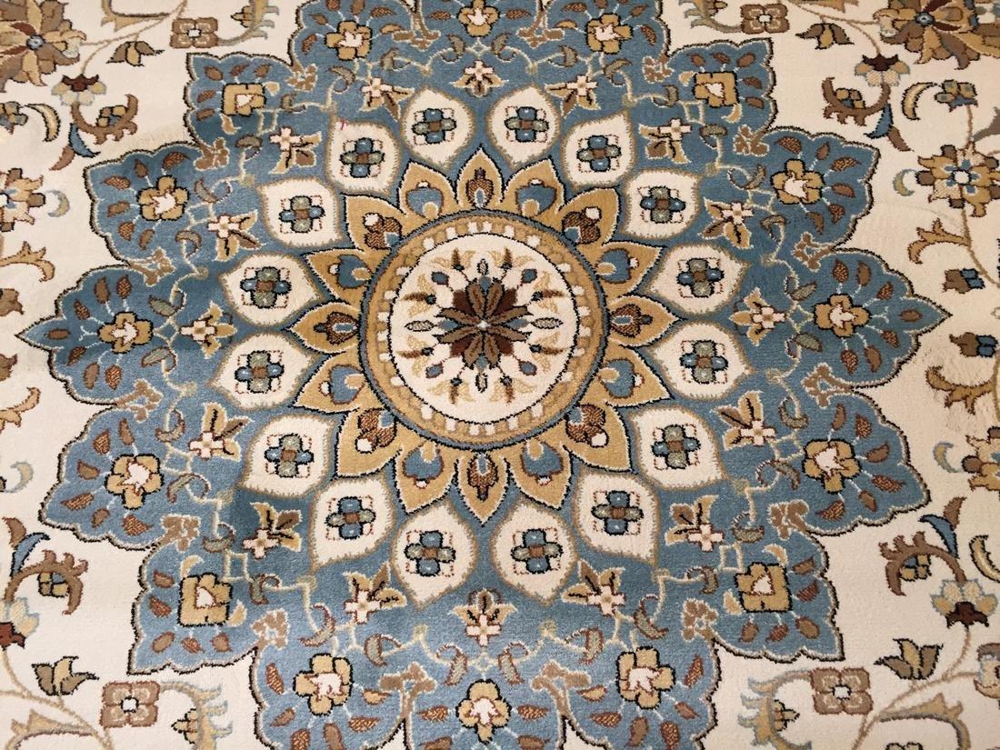 Classic Persian Isfahan Designe Runner 5.3x7.7 - 5