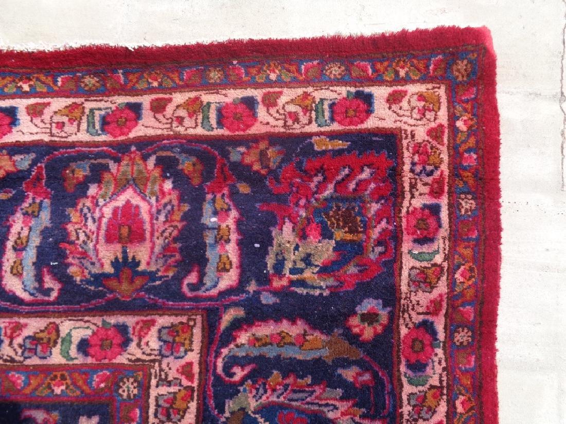 Persian Kashan Rug 11.10x6.8 - 5