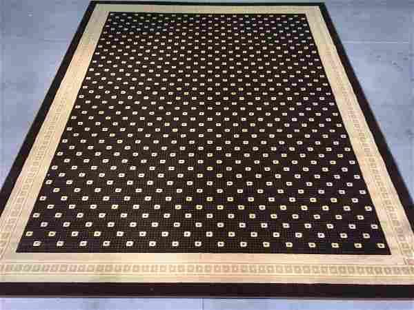 Decorative Pin-Dot Design Rug 8X10