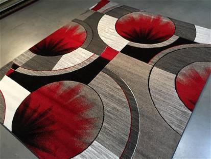 Modern Handmade Design Rug 8x10