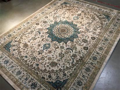 Classic Persian Isfahan Design Rug 7.10x10.6