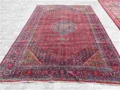 Persian Bidjar Rug 9.10x6.6