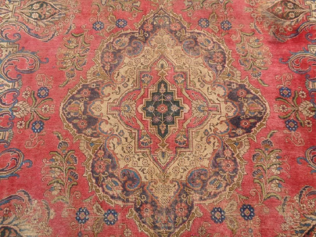 Persian Tabriz Rug 12.8x9.3 - 2