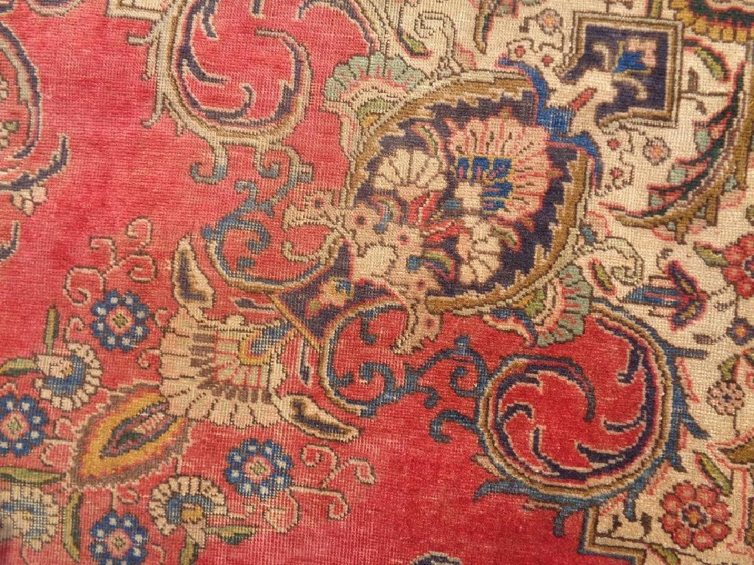 Persian Tabriz Rug 12.8x9.3 - 3