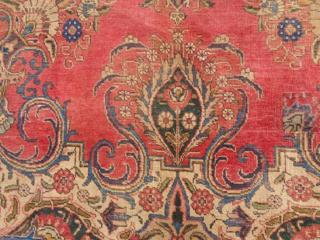 Persian Tabriz Rug 12.8x9.3 - 4