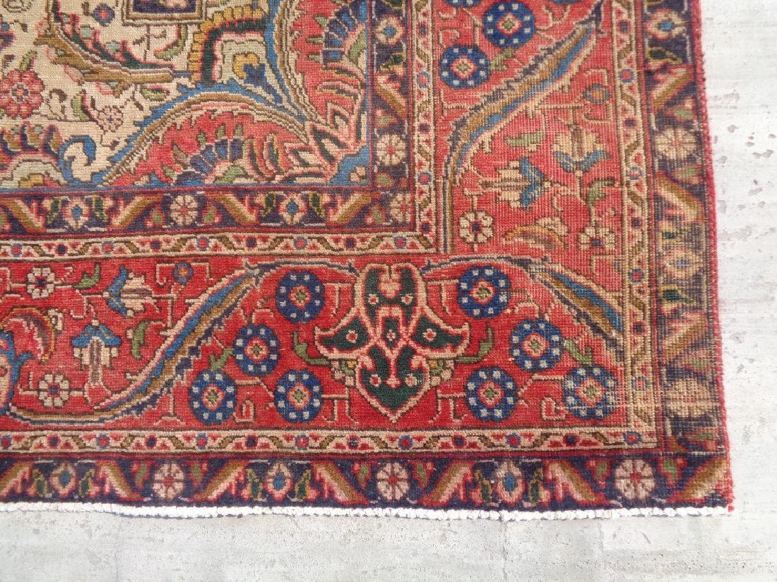 Persian Tabriz Rug 12.8x9.3 - 5
