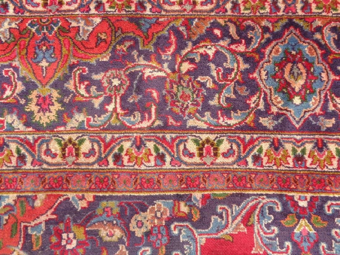 Persian Kashan Rug 12.6x9.5 - 5