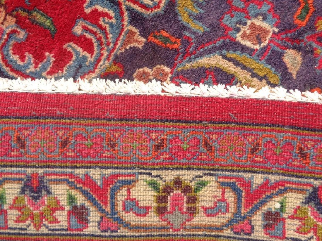 Persian Kashan Rug 12.6x9.5 - 7