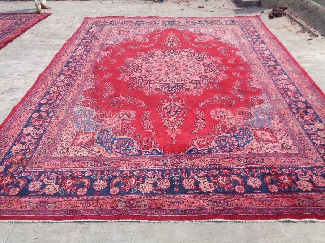 Persian Mashad Rug 12.3x9.3