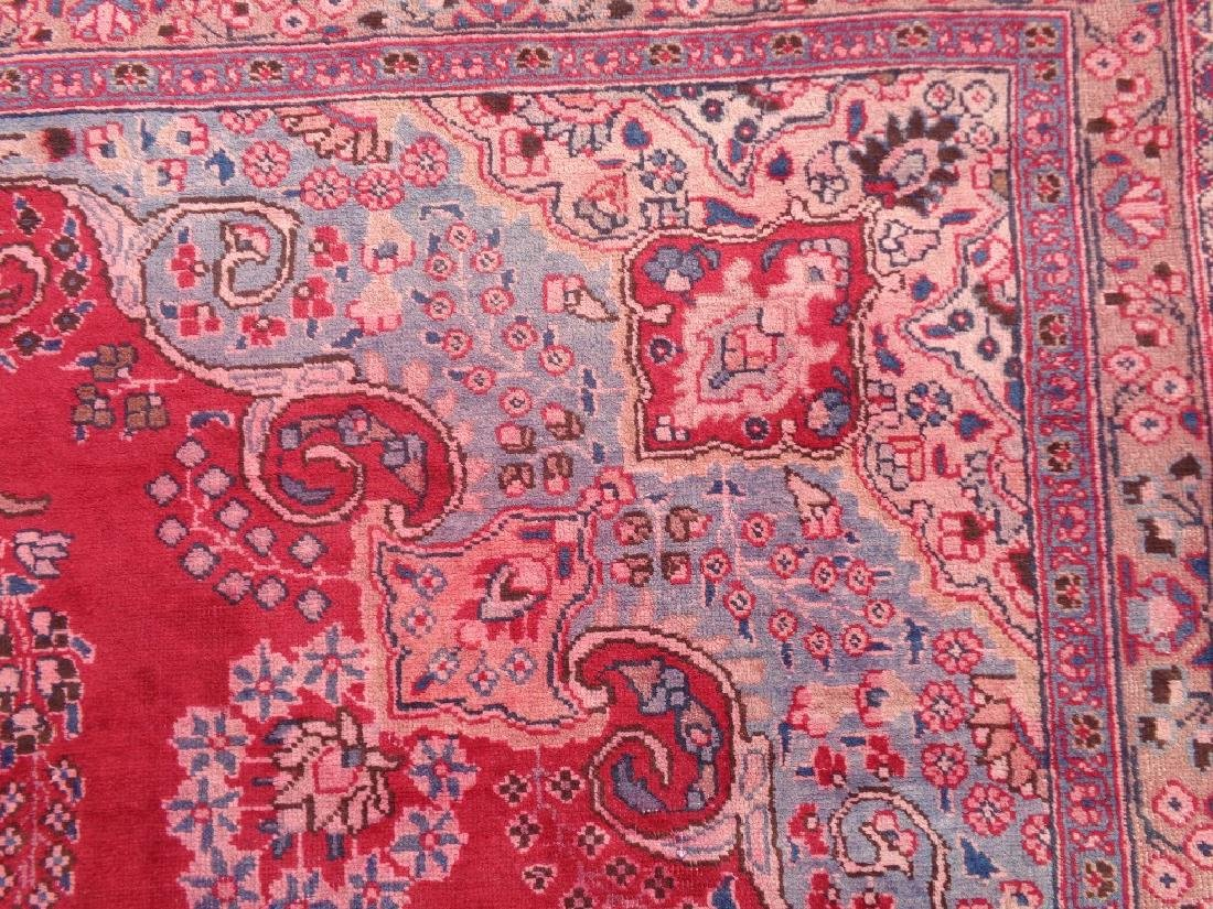 Persian Mashad Rug 12.3x9.3 - 5
