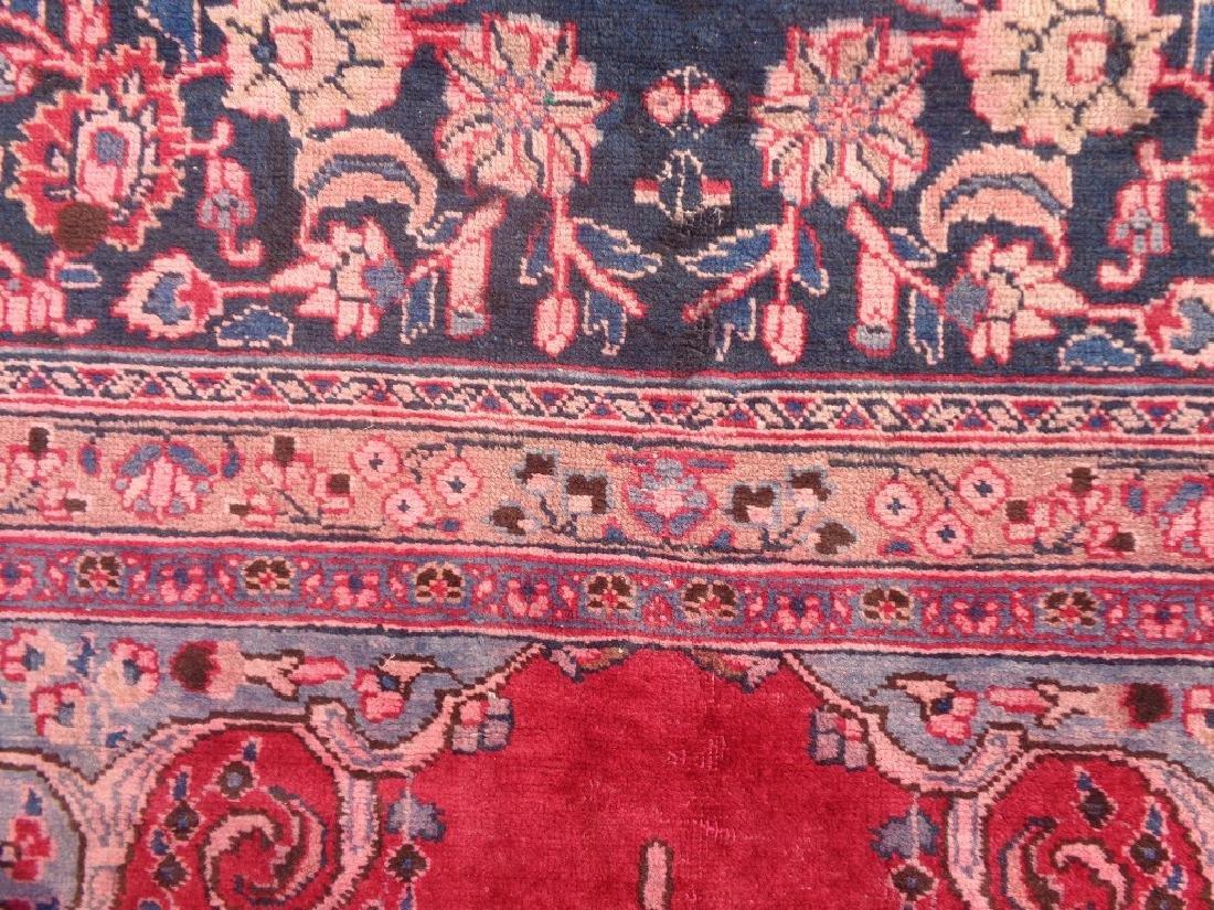 Persian Mashad Rug 12.3x9.3 - 6