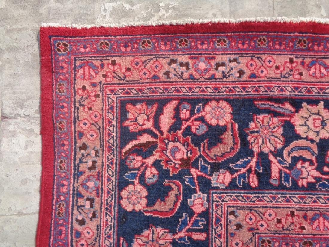 Persian Mashad Rug 12.3x9.3 - 7