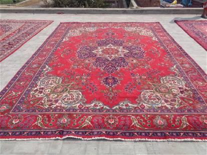 Persian Tabriz Rug 12.9x9.6