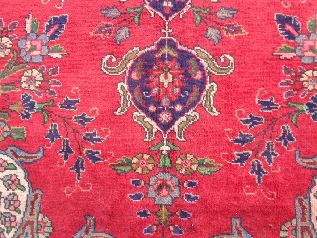 Persian Tabriz Rug 12.9x9.6 - 2