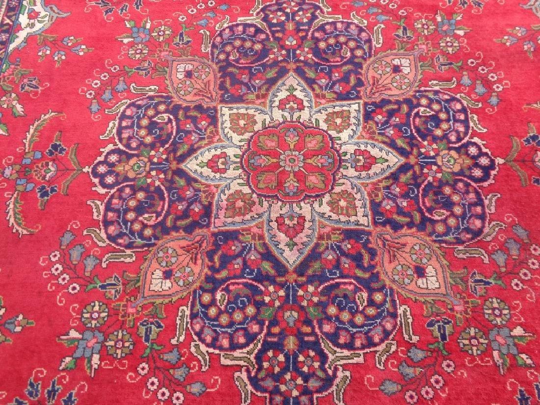 Persian Tabriz Rug 12.9x9.6 - 3