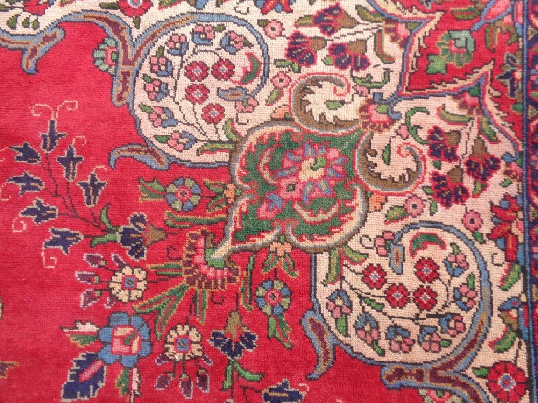 Persian Tabriz Rug 12.9x9.6 - 5